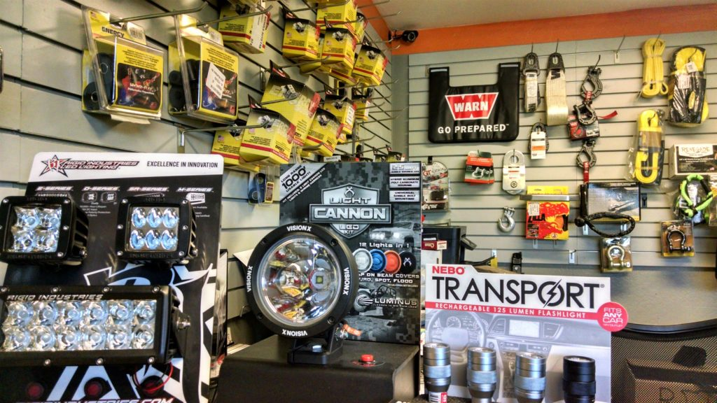 Offroad Shop, Jeep Parts and Accessories